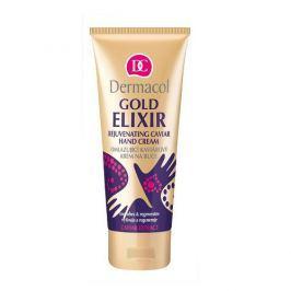 Dermacol Omlazující kaviárový krém na ruce (Gold Elixir Rejuvenating Caviar Hand Cream) 75 ml
