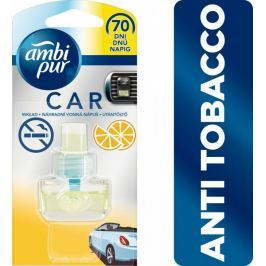 Ambi Pur Car Anti Tobacco Náplň do osvěžovače vzduchu do auta 7ml