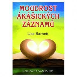 Barnett Lisa: Moudrost ákášických záznamů - Knihovna vaší duše