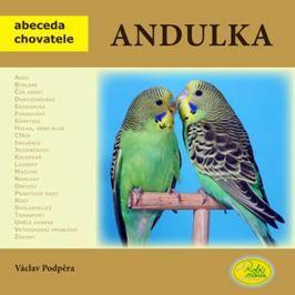 Podpěra Václav: Andulka - Abeceda chovatele