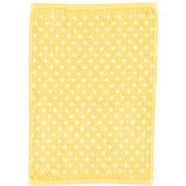 Framsohn ručník Nostalgie 50 x 100 cm žlutá