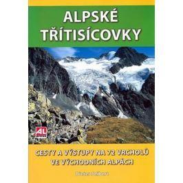 Seibert Dieter: Alpské třítisícovky