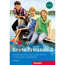 Georgiakaki Manuela: Beste Freunde A1.2: Němčina pro základní školy a víceletá gymnázia - Učebnice