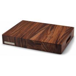 Continenta Krájecí deska dřevo akácie 39,5x30x6 cm