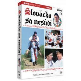 Slovácko sa nesúdí (6DVD)   - DVD