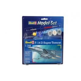 Revell Set letadlo 64049 MS F-14D SUPER TOMCAT 1:144