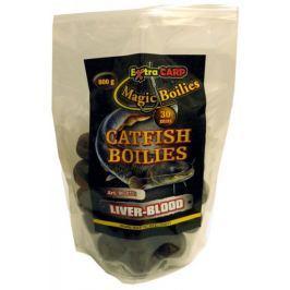 Extra Carp boilie Cat Fish Liver Blood 800 g 30 mm