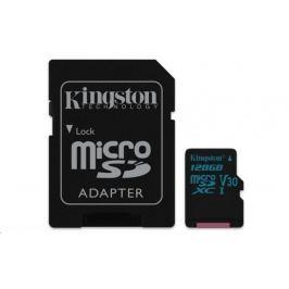 Kingston 128GB Canvas Go! micro SDXC UHS-I U3 +ad (SDCG2/128GB)