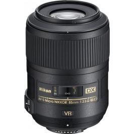 Nikon NIkkor AF-S 85 mm F3,5 G DX Micro