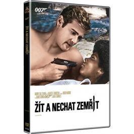 James Bond: Žít a nechat zemřít   - DVD