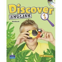 Wakeman Kate: Discover English CE 1 Activity Book