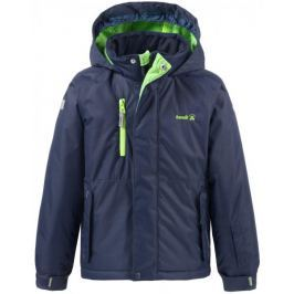 KAMIK Hunter Solid Peacoat 104 modrá/zelená