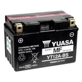 Yuasa baterie  12V 10Ah  YT12A-BS (dodáváno s kyselinovou náplní)