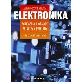 Vobecký Jan, Záhlava Vít: Elektronika - Součástky a obvody, principy a příklady