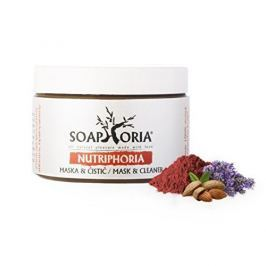 Soaphoria Přírodní pleťová maska Nutriphoria (Mask & Cleaner) 150 ml