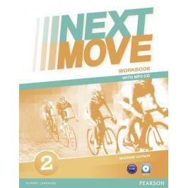 Gaynor Suzanne: Next Move 2 Workbook & MP3 Audio Pack