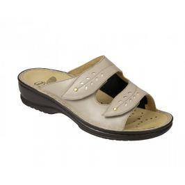 Scholl Zdravotní obuv BERNADETTE - béžová (Velikost vel. 39)