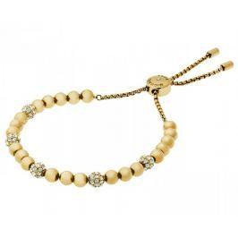 Michael Kors Korálkový zlatý náramek MKJ5218710