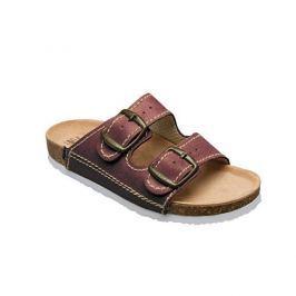 SANTÉ Zdravotní obuv dětská D/202/C32/BP bordo (Velikost vel. 29)