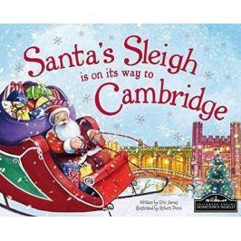 James Eric: Santa´s Sleigh Is On Its Way To Cambridge