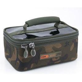 Fox Pouzdro Na Olova Camolite Rigid Lead & Bits Bag