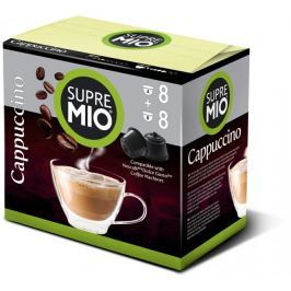 SupreMio Cappuccino 8x7g káva + 8x13,5g mléko