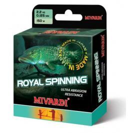 MIVARDI Vlasec  Royal Spinn Grey 200 m 0,145 mm, 2,6 kg