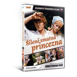 Šíleně smutná princezna   - edice KLENOTY ČESKÉHO FILMU (remasterovaná verze) - DVD