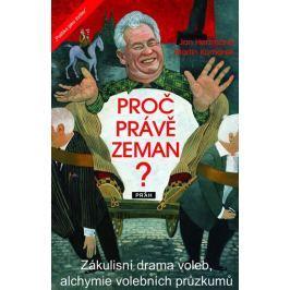 Herzmann Jan, Komárek Martin: Proč právě Zeman?
