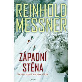 Messner Reinhold: Západní stěna - Pod sebou propast, před sebou vítězství