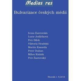 kolektiv autorů: Bulvarizace českých médií