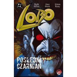 Grant Alan, Giffen Keith, Bisley Simon: Lobo - Poslední czarnian
