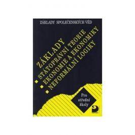Eichler Bohuslav: Základy státoprávní teorie, ekonomie a ekonomiky, neformální logiky - Základy spol