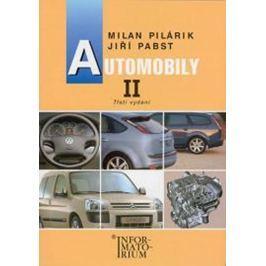 Pilárik Milan, Pabst Jiří: Automobily II. pro 2. ročník UO Automechanik