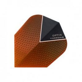 Harrows Letky Optix Flights - Orange 2104