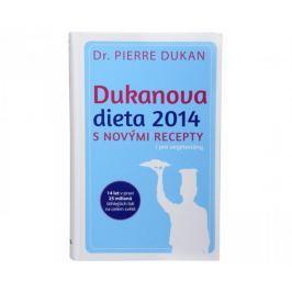 Dukanova dieta 2014 s novými recepty i pro vegetariány (Dr. Pierre Dukan)