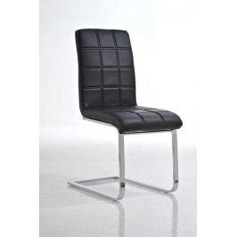 BHM Germany Jídelní židle Jasmine (SET 2 ks), černá