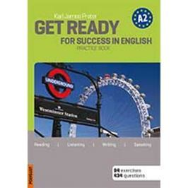 Prater Karl James: Get Ready for Success in English A2 + CD