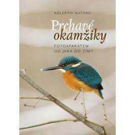 kolektiv autorů: Prchavé okamžiky přírody - Fotoaparátem od jara do zimy