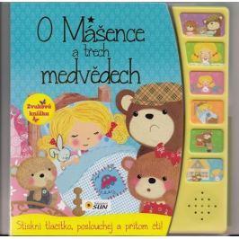 O Mášence a třech medvědech - zvuková knížka
