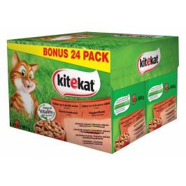 Kitekat Mix Menu BONUS 24pack