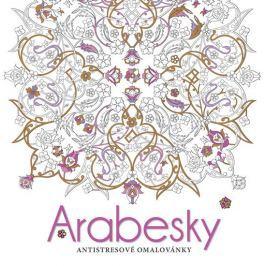 Arabesky - Antistresové omalovánky