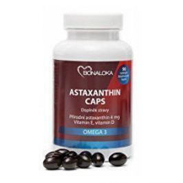 Astaxanthin Caps Omega 3 - 90 kapslí