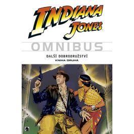 Michelinie a kolektiv David: Indiana Jones - Omnibus - Další dobrodružství - kniha druhá