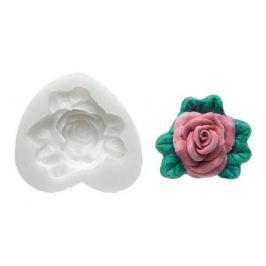 Silikomart Silikonová forma na fondán- růže