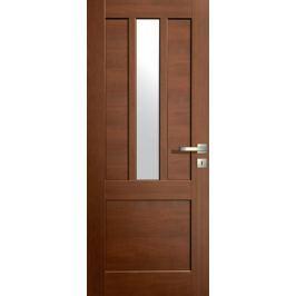 VASCO DOORS Interiérové dveře LISBONA kombinované, model 3, Dub skandinávský, C
