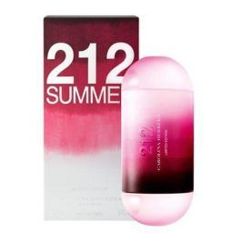 Carolina Herrera 212 Summer - EDT 60 ml