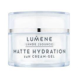 Lumene Matující hydratační gelový krém Source (Matte Hydration 24 H Cream - Gel) 50 ml