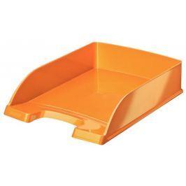 Odkladač na písemnosti Leitz WOW metalický oranžový