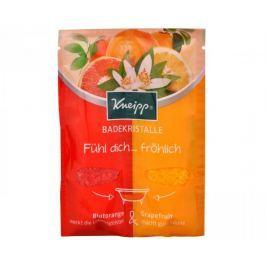 Kneipp Sůl do koupele Červený pomeranč & grep 60 g